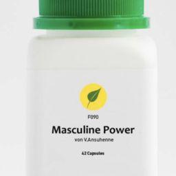 Masculine Power Vivian Ansuhenne